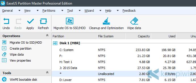 kapasitas hard disk