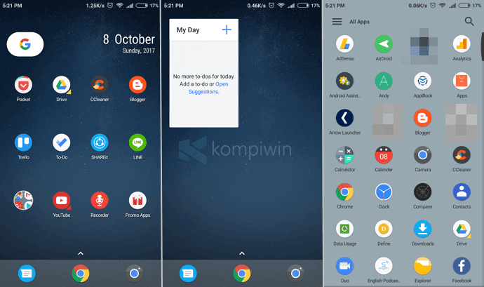 adw launcher 2 android gratis ringan