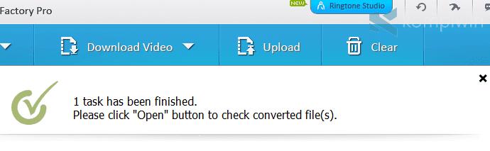 Cara Convert/Ubah Format Video Mudah di PC/Laptop 3