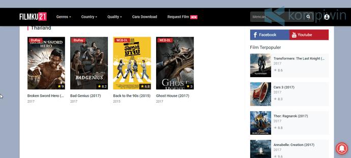 Ini 9 Situs Download Film/Anime/Drakor Terbaik dan Terbaru 3