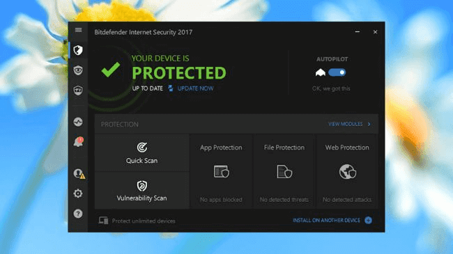software antivirus teraman