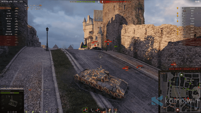 game tank world of tanks