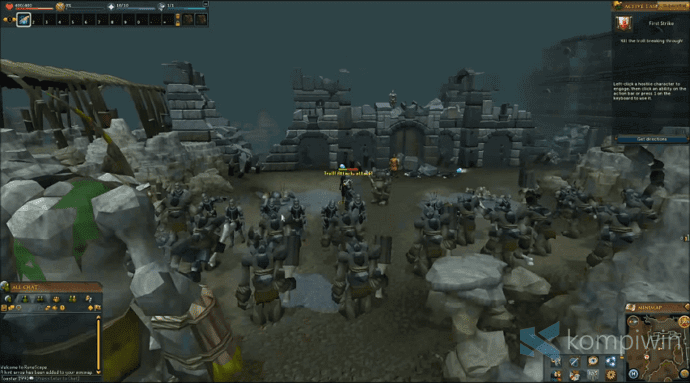runescape 2 game moba