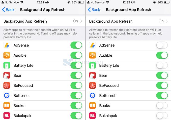 11 Cara Hemat Baterai iPhone yang Boros/Cepat Habis 25