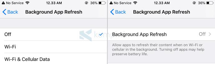 11 Cara Hemat Baterai iPhone yang Boros/Cepat Habis 26