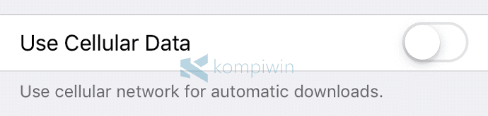 Cara Update Aplikasi/Games SECARA MANUAL di App Store iPhone/iPad agar Kuota Tidak Boros 3