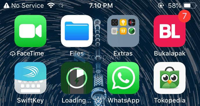 Cara Update Aplikasi/Games SECARA MANUAL di App Store iPhone/iPad agar Kuota Tidak Boros 4