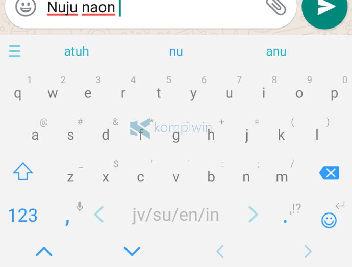 keyboard sunda android swiftke