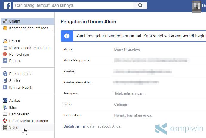 video autoplay facebook