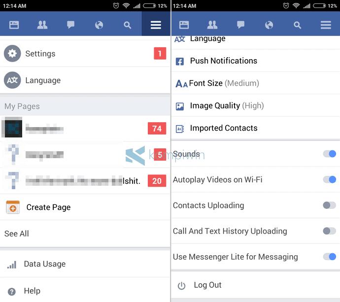 Cara Mematikan/Disable Autoplay Video di Facebook Web dan Android/iPhone 3