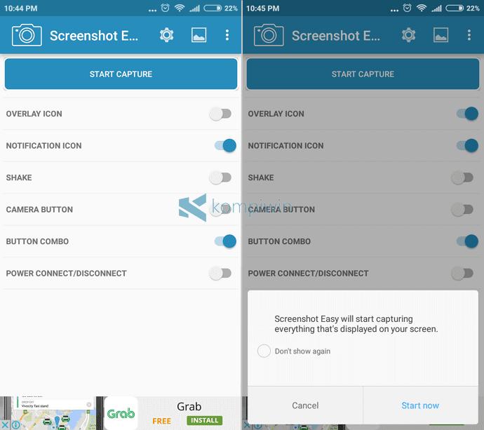 Cara Screenshot di Semua HP Android tanpa/dengan Aplikasi 3