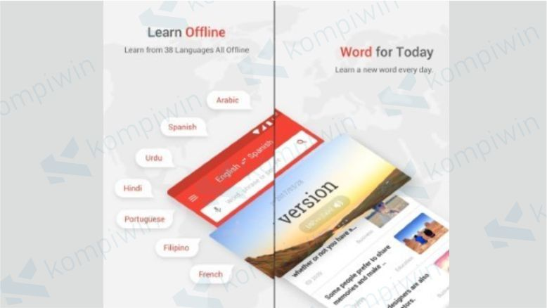 U- Dictionary - Best English Learning Dictionary